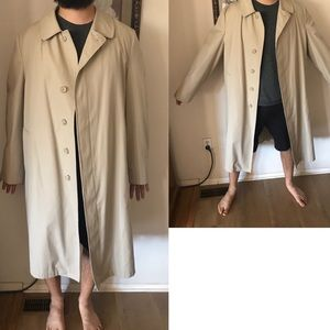 London Fog Jackets & Coats - Vintage Towne from London Fog Trenchcoat